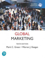 Omslag - Global Marketing plus Pearson MyLab Marketing with Pearson eText, Global Edition