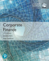 Omslag - Corporate Finance, Global Edition