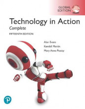 Technology in Action Complete plus Pearson MyLab IT with Pearson eText, Global Edition av Alan Evans, Kendall Martin og Mary Poatsy (Blandet mediaprodukt)
