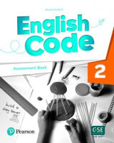 Omslag - English Code British 2 Assessment Book