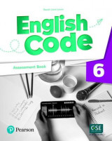Omslag - English Code British 6 Assessment Book