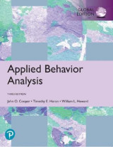 Omslag - Applied Behavior Analysis, Global Edition