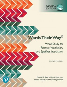 Words Their Way: Word Study for Phonics, Vocabulary, and Spelling Instruction, Global Edition av Donald Bear, Marcia Invernizzi, Francine Johnston og Shane Templeton (Heftet)