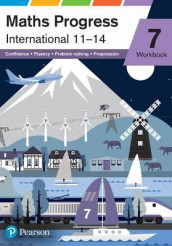 Maths Progress International Year 7 Workbook av Greg Byrd, Keith Gallick, Sophie Goldie, Catherine Murphy, Su Nicholson, Amy O'Brien, Diane Oliver og Keith Pledger (Heftet)