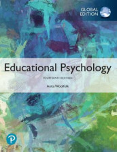 Educational Psychology, Global Edition av Anita Woolfolk (Heftet)