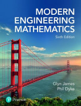 Omslag - MyLab Math with Pearson eText - Instant Access - for Modern Engineering Mathematics 6th Edition