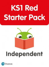 Bug Club Red (KS1) Book Band Starter Independent Reading Pack (39 books) av Jill Atkins, Jan Burchett, Margaret Clyne, Alison Hawes, Teresa Heapy, Monica Hughes, Maolisa Kelly, Emma Lynch, Paul Shipton og Sara Vogler (Blandet mediaprodukt)