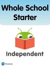 Bug Club Whole School Starter Independent Reading Pack (224 books) av Simon Cheshire, Maureen Haselhurst, Monica Hughes, Emma Lynch, Liz Miles, Angela Royston, Nicola Sandford, Steve Smallman, Sheryl Webster og Jeanne Willis (Blandet mediaprodukt)