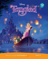 Omslag - Level 3: Disney Kids Readers Tangled Pack