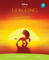Omslag - Level 4: Disney Kids Readers The Lion King Pack