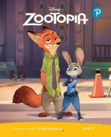 Omslag - Level 6: Disney Kids Readers Zootopia Pack