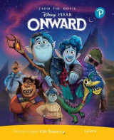 Omslag - Level 6: Disney Kids Readers Onward Pack