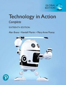 Technology In Action Complete plus Pearson MyLab IT with Pearson eText, Global Edition av Alan Evans, Kendall Martin og Mary Anne Poatsy (Blandet mediaprodukt)