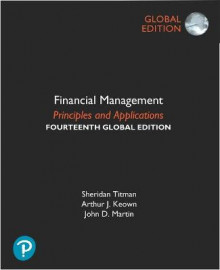 Financial Management: Principles and Applications, Global Edition av Sheridan Titman, Arthur Keown og John Martin (Heftet)