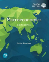 Omslag - Macroeconomics plus Pearson MyLab Economics with Pearson eText, Global Edition