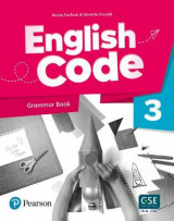 Omslag - English Code 3 Grammar Book + Video Online Access Code pack