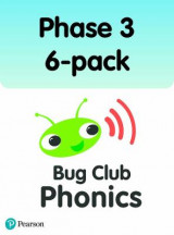 Omslag - Bug Club Phonics Phase 3 6-pack (324 books)