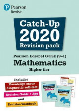 Omslag - Pearson Edexcel GCSE (9-1) Mathematics Higher tier Catch-up 2020 Revision Pack