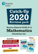 Omslag - Pearson Edexcel GCSE (9-1) Mathematics Foundation tier Catch-up 2020 Revision Pack