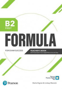 Formula B2 First Teacher's Book with Presentation Tool, Digital Resources & App av Pearson Education (Blandet mediaprodukt)