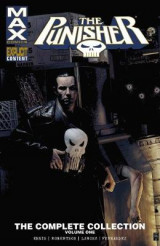 Omslag - Punisher Max Complete Collection Vol. 1: Vol. 1