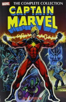 Captain Marvel by Jim Starlin: The Complete Collection av Jim Starlin, Mike Friedrich og Steve Englehart (Heftet)