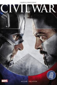 Civil War Movie Edition av Mark Millar (Innbundet)