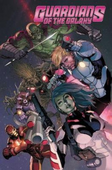 Guardians of the Galaxy by Brian Michael Bendis Vol. 1 Omnibus: Vol. 1 omnibus av Brian Bendis (Innbundet)