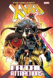 X-men: Fatal Attractions (new Printing) av Peter David, J.M. Dematteis og Scott Lobdell (Heftet)