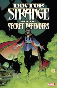 Doctor Strange and the Secret Defenders av Ron Marz, Roy Thomas og Andrew Coates (Heftet)