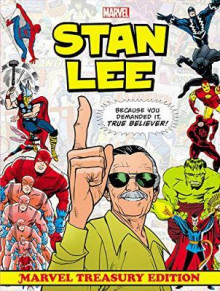 Stan Lee: Marvel Treasury Edition Slipcase av Stan Lee (Innbundet)