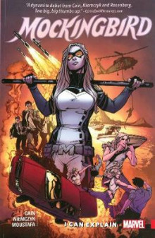 Mockingbird Vol. 1: I Can Explain av Chelsea Cain (Heftet)