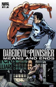 Daredevil vs. Punisher: Means & Ends (New Printing) av David Lapham (Heftet)