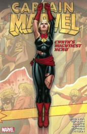 Captain Marvel: Earth's Mightiest Hero Vol. 2 av Kelly Sue Deconnick og Jen Van Meter (Heftet)