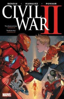 Civil War Ii av Brian Michael Bendis (Heftet)