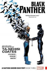 Omslag - Black Panther: A Nation Under Our Feet Book 3: 3