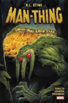 Man-thing By R.l. Stine av R. L. Stine (Heftet)