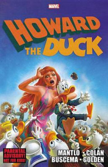 Howard the Duck: The Complete Collection, Volume 3 (Heftet)