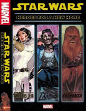 Star Wars: Heroes For A New Hope av Gerry Duggan, Charles Soule og Mark Waid (Innbundet)