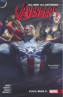 All-New, All-Different Avengers Vol. 3: Civil War II av Mark Waid og G. Willow Wilson (Heftet)