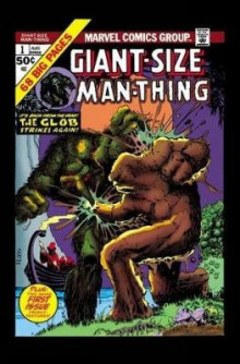 Man-Thing by Steve Gerber: The Complete Collection Vol. 2: Vol. 2 av Steve Gerber (Heftet)