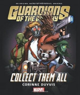 Omslag - Guardians of the Galaxy: Collect Them All