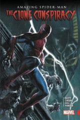 Omslag - Amazing Spider-man: Clone Conspiracy