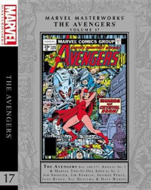 Marvel Masterworks: The Avengers Vol. 17 av Jim Shooter, Jim Starlin og Roger Stern (Innbundet)