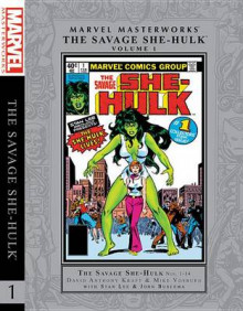 Marvel Masterworks: The Savage She-hulk Vol. 1 av David Anthony Kraft, Stan Lee og Mike Vosberg (Innbundet)