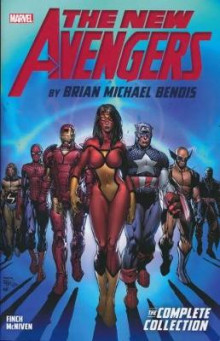 New Avengers by Brian Michael Bendis: the Complete Collection Vol. 1: Volume 1 av Brian Bendis (Heftet)