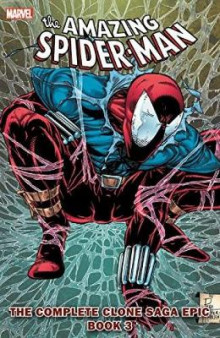 Spider-Man: the Complete Clone Saga Epic Book 3: Book 3 av J. M. DeMatteis, Stan Lee og David Michelinie (Heftet)