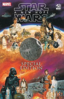 Star Wars Special Edition: A New Hope av Bruce Jones (Innbundet)
