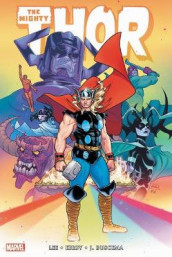 The Mighty Thor Omnibus Vol. 3 av Gerry Conway og Stan Lee (Innbundet)