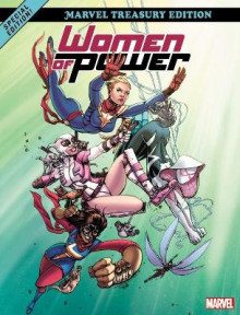 Women of Power: All-New Marvel Treasury Edition av Chris Hastings og Mark Waid (Heftet)